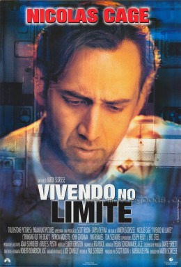 Bringing Out the Dead (1999) Brazilian poster