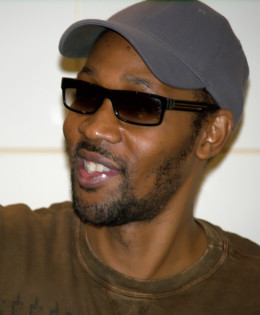 Rza of the Wu Tang Clan