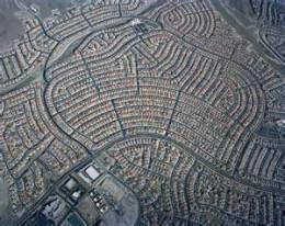 Urban Sprawl-Developed Country