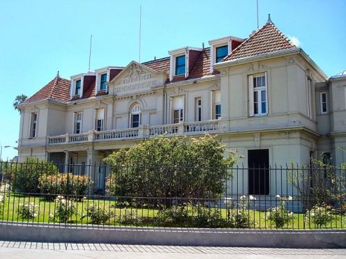 British Hospital, Avenida Italia, Montevideo, Uruguay
