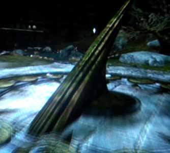 Skyrim Find the Elder Scroll of Blood by finding Serana's mother in the Chasing Echoes Quest. Standing in the way is the Volkihar Courtyard Moondial Puzzle.