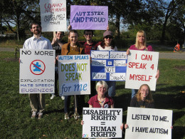 Autistic people still have no voice in Ireland.