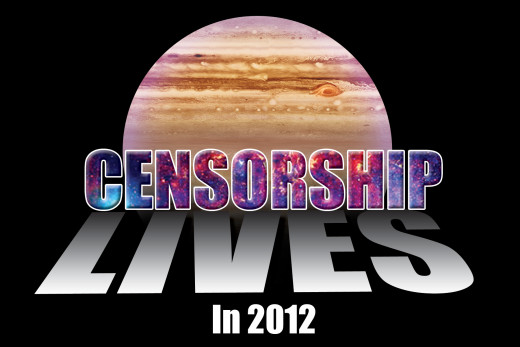 Censorship is the worse kind of lying, the lie of omission. As it doesn't allow one to make an informed decision.
