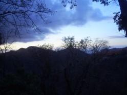 The Majestic Scenery of  The San Bernardino Mountains