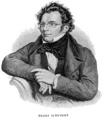 Franz Schubert (1797-1828) Austrian Composer