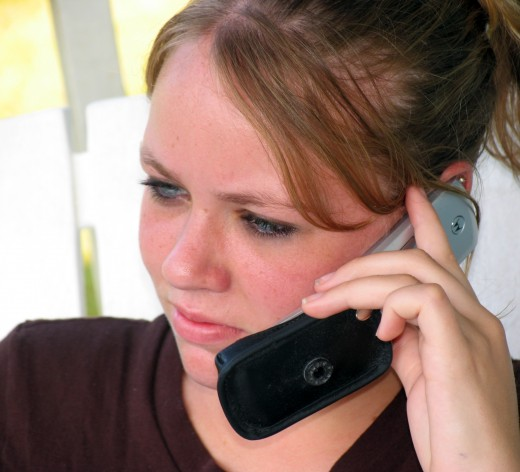 Annoying calls all day long are frustrating. Consumers like relaxation.