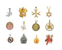 Religious Jewellery - Why do people wear Jewelry with Religious Symbols or Pictures of Gods and Goddesses?
