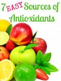 7 Easy Ways - Good Sources of Antioxidants