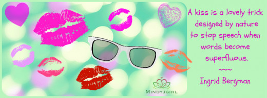 A Kiss Design by Mindyjgirl