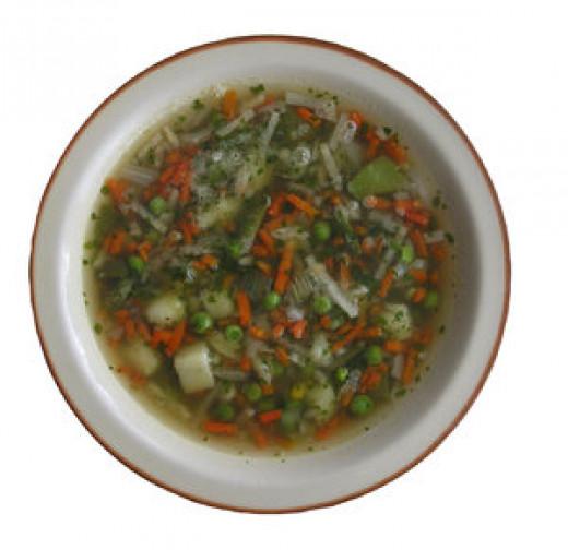 The best bean soup