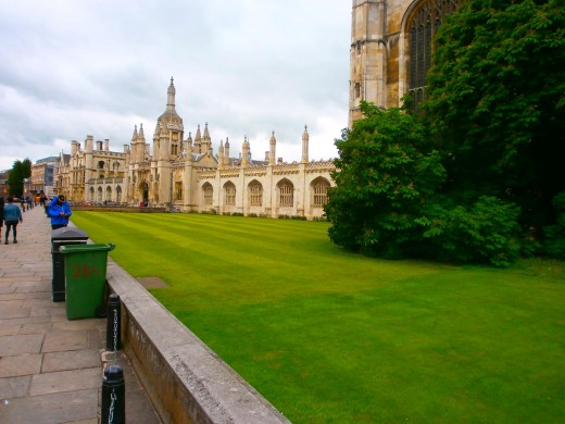 King's College. Photo by Flysky