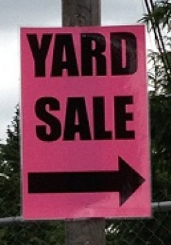 Making the Perfect Garage Sale