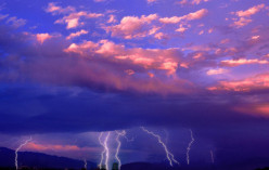 A SUPER CELL STORM...by b. Malin