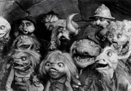 """From the Film """"The Labyrinth"""""""