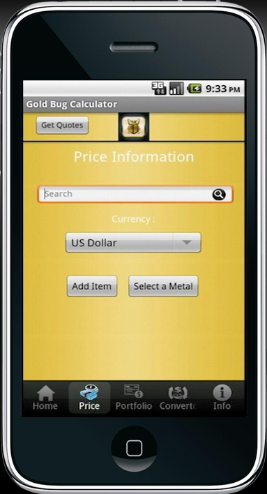 The Best Coin Bullion and Scrap Gold Calculator for your iPhone or Android