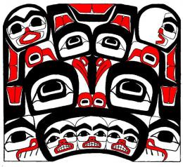 Sitka Alaska Tribal Seal