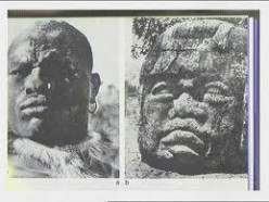 The Olmec and Egyptian Civilization