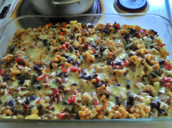 Macaroni Gone Rogue: Mac n' Chili Recipe