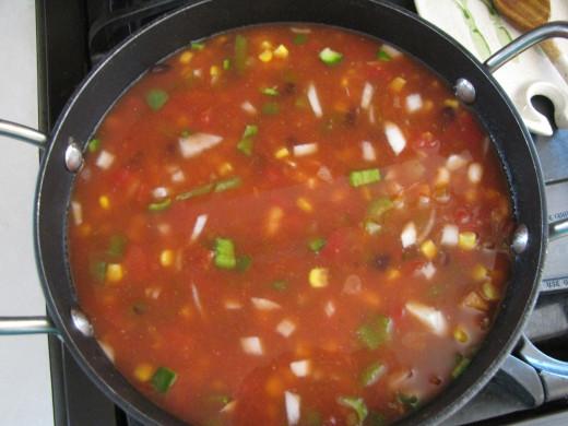 Cook til boiling hot.