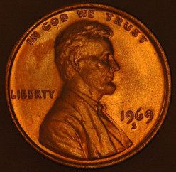 Different types of coins, for coin collectors