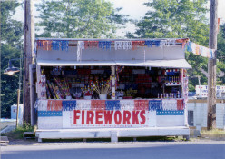 Should fireworks stands be taxed to help pay for firefighting?