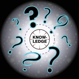 Knowledge -  Facts, information, ideas, truths or principles