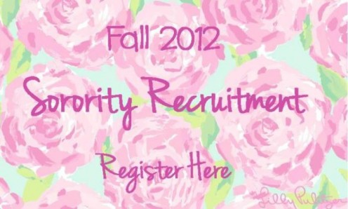 Sororities--Everything You Need to Know: Part 6