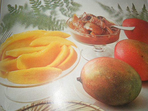 Mango's Are A Tropical Fruit Of The Mango Tree.