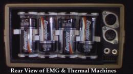 Backside of Thermal & EMG