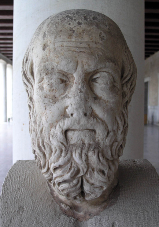 The Father of History, Herodotus.
