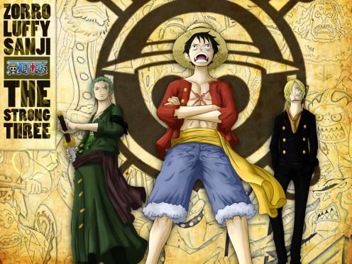 One Piece New World Wa...