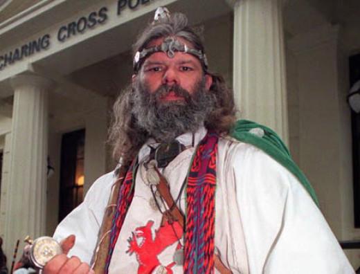 Arthur Pendragon in 1996