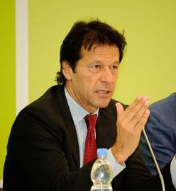 Pew Research Center Survey: Imran Khan most popular leader of Pakistan
