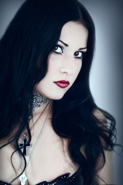 Author Interview: Rebeka Harrington's vampire books.