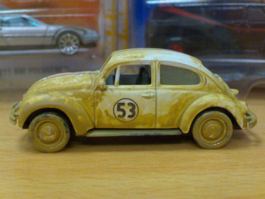 More movie diecast cars available at yohohon.blogspot.com