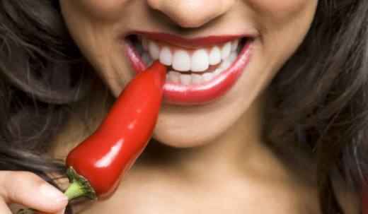 Health Benefits Chili: Protects Skin Cells