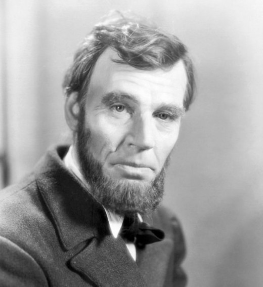 Walter Huston as Abraham Lincoln (1930)
