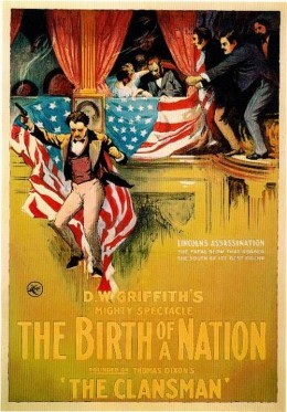 Birth of a Nation (1915) poster