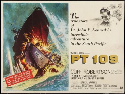 PT109 (1963) poster