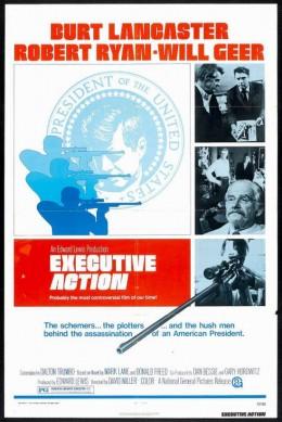 Executive Action (1973) poster