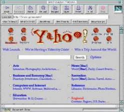 Do you think it is crazy we have been enjoying the Internet for twenty years?