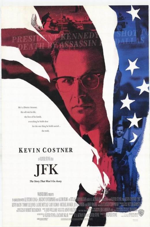 JFK (1991) poster