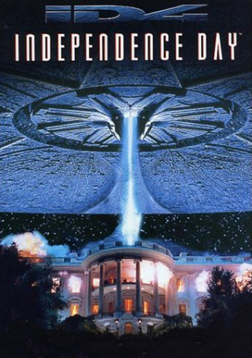 Independence Day (1996) poster