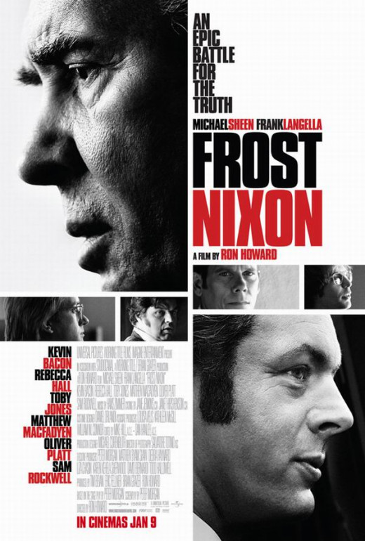 Frost / Nixon (2008) poster