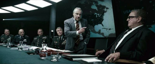 Robert Wisden as Nixon in Watchmen (2009)