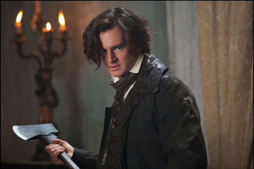 Benjamin Walker as Abraham Lincoln - Vampire Hunter (2012)