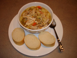 My Mother's Cooking - Homemade Chicken Soup