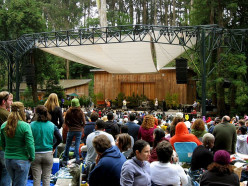 A summer performance at Stern Grove.