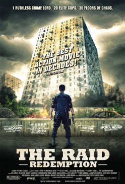 "Quick Thoughts on ""The Raid: Redemption"""