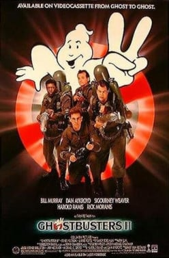 A Look Back On Ghostbusters II